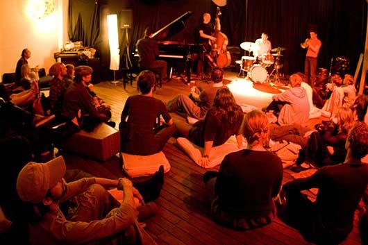 Jazz club sydney